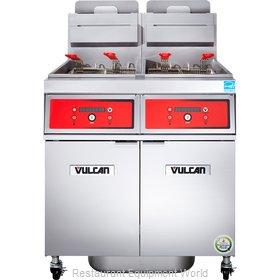 Vulcan-Hart 2VK45DF Fryer, Gas, Multiple Battery