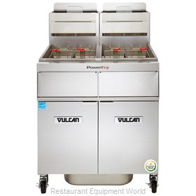 Vulcan-Hart 3TR45DF Fryer Multiple Battery Gas