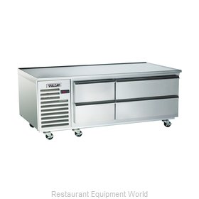 Vulcan-Hart ARS36 Refrigerated Counter Griddle Stand