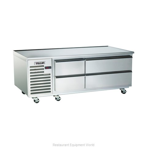 Vulcan-Hart ARS84 Equipment Stand, Refrigerated Base