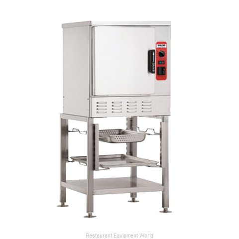 Vulcan-Hart C24EA3-DLX Electric Counter Convection Steamer