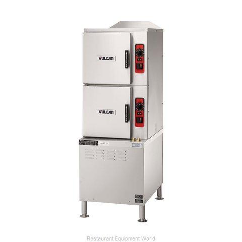 Vulcan-Hart C24ET10 Steamer, Convection, Electric, Floor Model