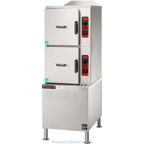 Vulcan-Hart C24ET6-LWE Steamer, Convection, Electric, Floor Model
