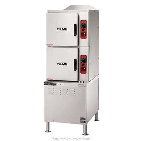 Vulcan-Hart C24ET6-PS Steamer, Convection, Electric, Floor Model