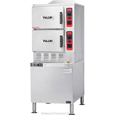 Vulcan-Hart C24GA10 PS Steamer, Convection, Gas, Floor Model