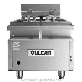 Vulcan-Hart CEF75 Fryer, Electric, Countertop, Full Pot