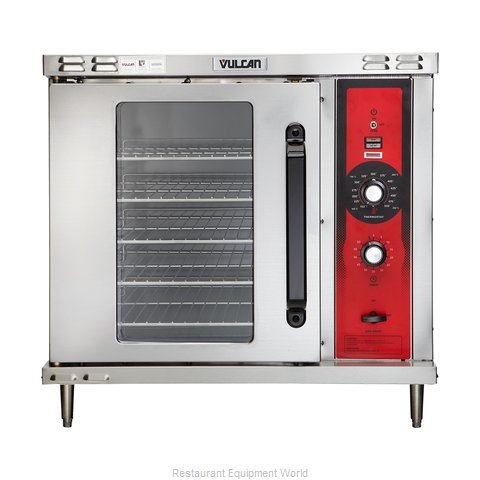 Vulcan-Hart GCO2D Convection Oven, Gas (Magnified)