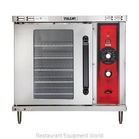Vulcan-Hart GCO2D Convection Oven, Gas