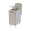 Freidora, Modelo de Piso, a Gas, Cuba Completa