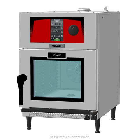 Vulcan-Hart MINI-JETR Combi Oven, Electric (Magnified)