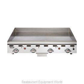 Vulcan-Hart MSA72 Griddle, Gas, Countertop