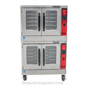 Vulcan-Hart VC55ED Convection Oven, Electric