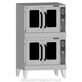 Vulcan-Hart VC55GD Convection Oven, Gas