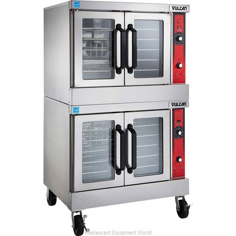 Vulcan-Hart VC66EC Convection Oven, Electric