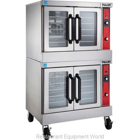 Vulcan-Hart VC66GC Convection Oven, Gas