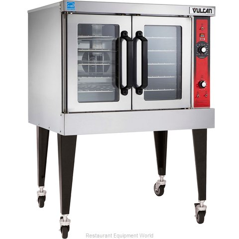 Vulcan-Hart VC6GD Gas Convection Oven (Magnified)