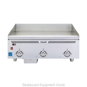 Vulcan-Hart VCCG48-IS Griddle, Gas, Countertop