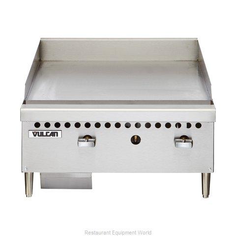 Vulcan-Hart VCRG36-M Griddle, Gas, Countertop