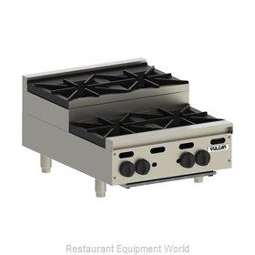Vulcan-Hart VHP212U Hotplate, Countertop, Gas