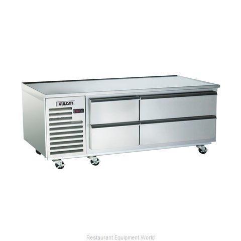 Vulcan-Hart VSC84 Equipment Stand, Refrigerated Base