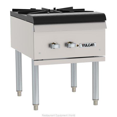 Vulcan-Hart VSP100 Range, Stock Pot, Gas