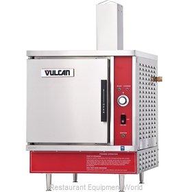 Vulcan-Hart VSX5G Steamer, Convection, Countertop