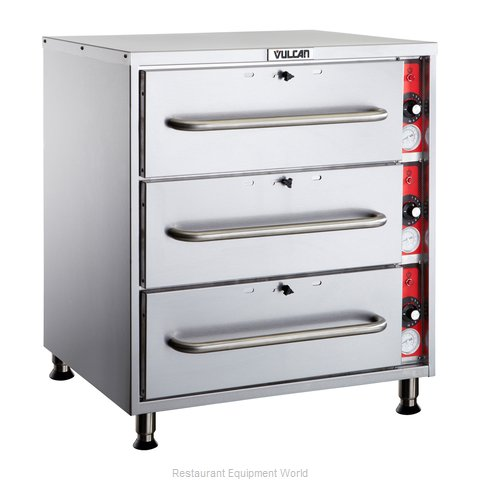 Vulcan-Hart VW3S Warmer Drawers