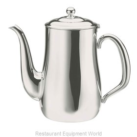 Walco CX515B Coffee Pot/Teapot, Metal