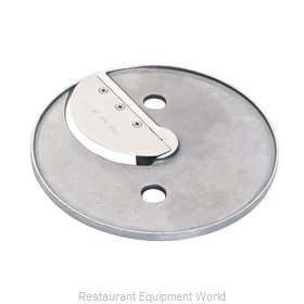 Waring CAF16 Food Processor, Slicing Disc Plate