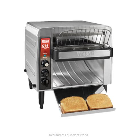 Waring CTS1000 Toaster, Conveyor Type (Magnified)