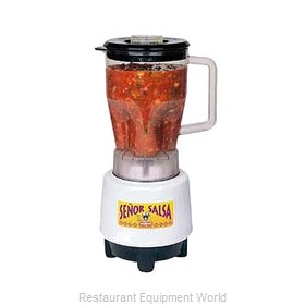 Waring HGB14S Senor Salsa Food Blender