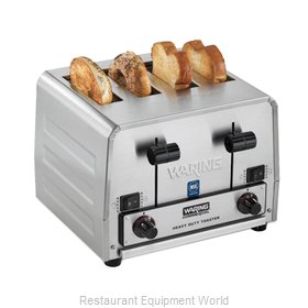 Waring WCT855 Toaster, Pop-Up