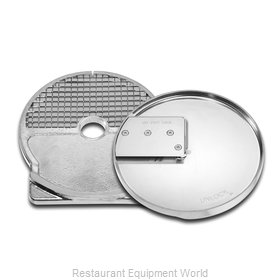 Waring WFP16S25 Food Processor, Dicing Disc Plate