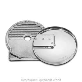 Waring WFP16S27 Food Processor, Dicing Disc Plate