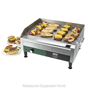 Waring WGR240 Griddle, Electric, Countertop