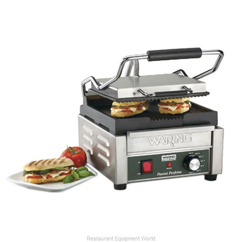 Waring WPG150 Panini Grill (Magnified)