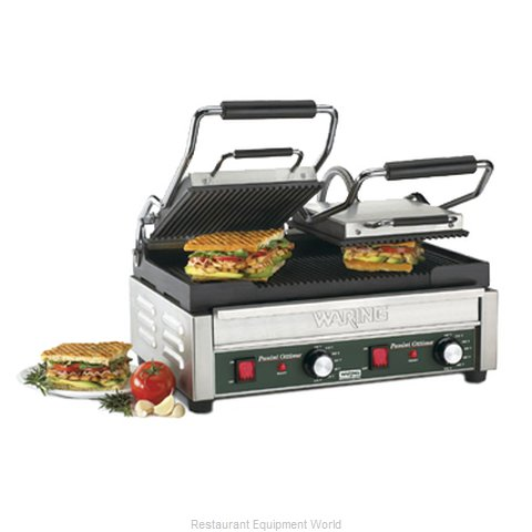 Waring WPG300 Panini Grill (Magnified)