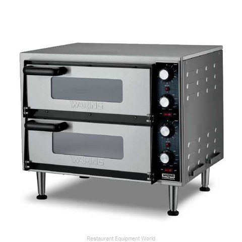Waring WPO350 Pizza Bake Oven, Countertop, Electric