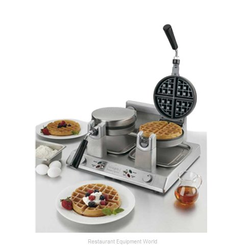Waring WW250 Waffle Maker (Magnified)
