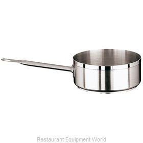 Paderno World Cuisine 11108-24 Induction Saute Pan