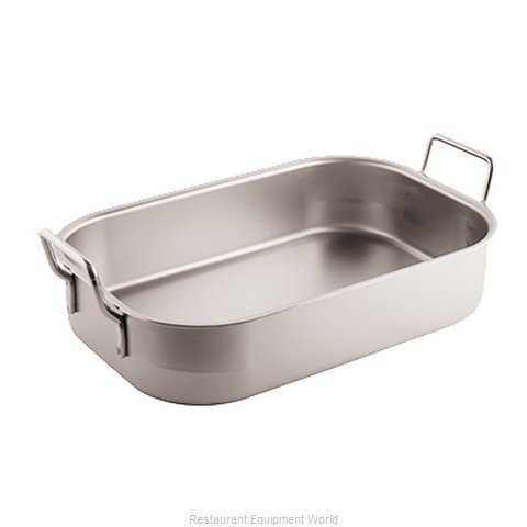 Paderno World Cuisine 11943-40 Roasting Pan (Magnified)