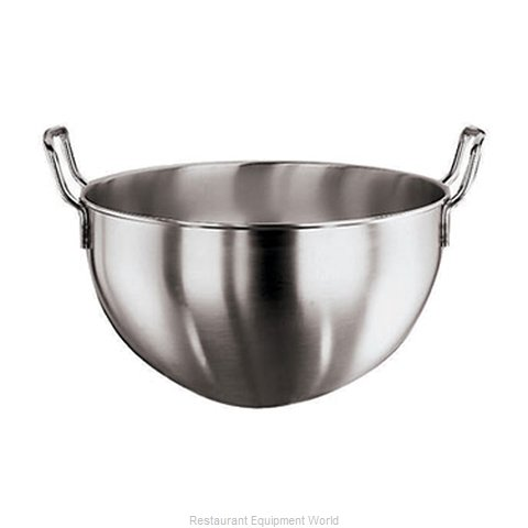 Paderno World Cuisine 11952-26 Mixing Bowl, Metal (Magnified)