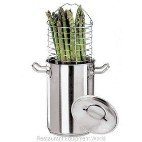 Paderno World Cuisine 12037-16 Steamer Basket / Boiler Set