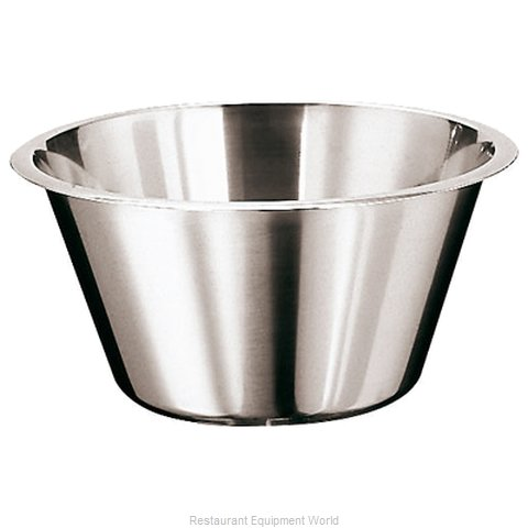 Paderno World Cuisine 12580-40 Mixing Bowl, Metal (Magnified)