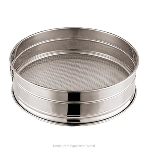 Paderno World Cuisine 12604-22 Sieve, Drum (Magnified)