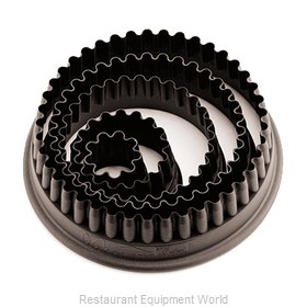 Paderno World Cuisine 12944-13 Dough, Cookie Biscuit Cutter