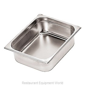 Paderno World Cuisine 14105-02 Steam Table Pan, Stainless Steel