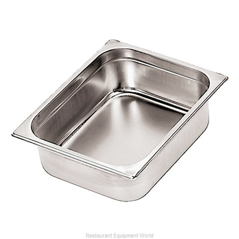 Paderno World Cuisine 14105-20 Steam Table Pan, Stainless Steel