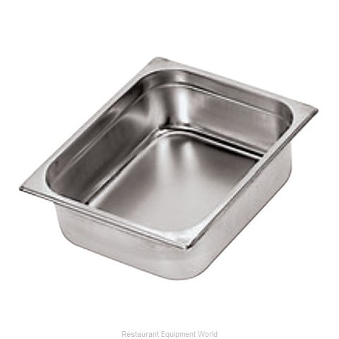 Paderno World Cuisine 14108-20 Steam Table Pan, Stainless Steel