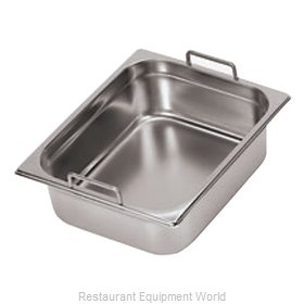 Paderno World Cuisine 14112-20 Steam Table Pan, Stainless Steel